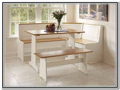 built in table bench table for kitchen built in benches for kitchen