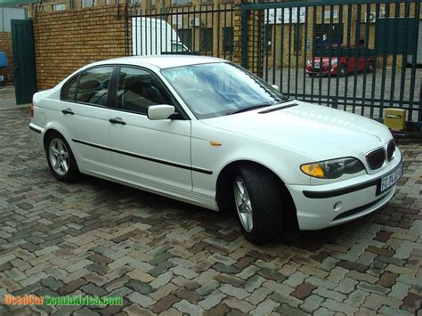 Bmw 1 Series Sedan Price South Africa by 2003 Bmw 318i 3 Series Used Car For Sale In Gauteng South