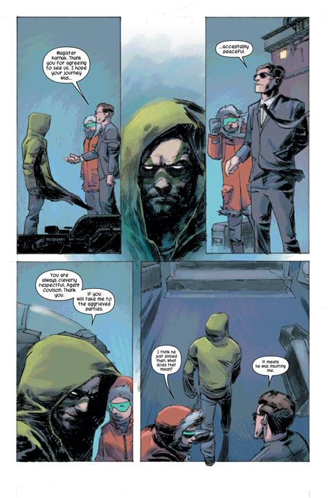 karnak the flaw in preview karnak 1 comic book preview comic vine