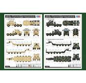 M1070 Truck Tractor &amp M1000 Heavy Equipment Transporter
