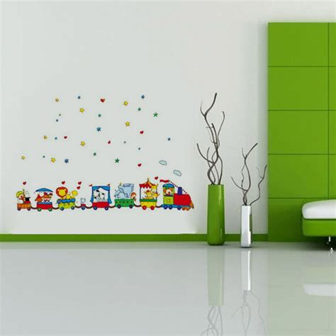 zoo wall stickers animals zoo cars wall stickers decor bedroom at