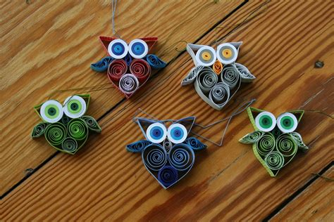 quilling art tutorial for beginners quilling owl video tutorial embellishment ideas