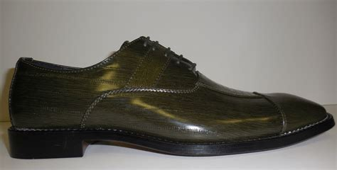 green dress shoes mens sophisticated olive green dress shoes look sio