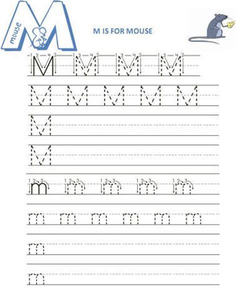 17 Best Images About Letter M Worksheets On - 17 best images about letter m on monkey mask