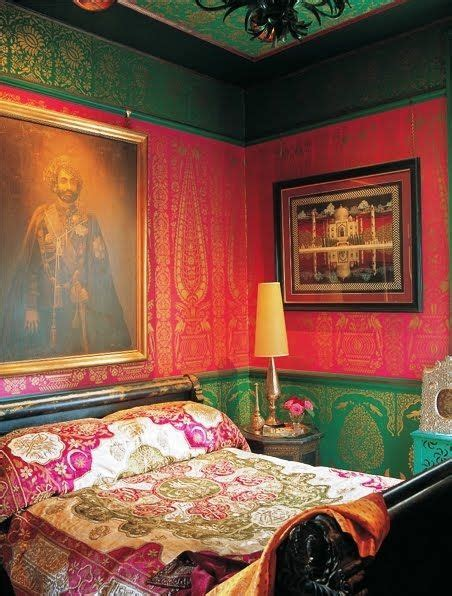 indian inspired bedroom gypsypurpleloves indian elle decor via an indian summer