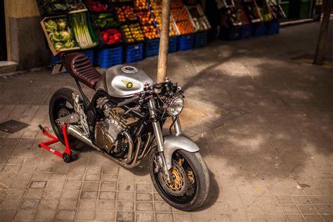 Motorrad Suzuki Bandit by Xtr Pepo Suzuki Bandit 600
