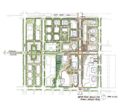 design a plan urban design plans