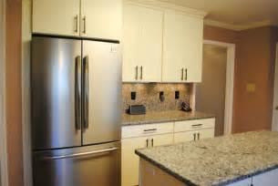 white kitchen stainless appliances white quot rohe quot cabinets stainless appliances kitchen