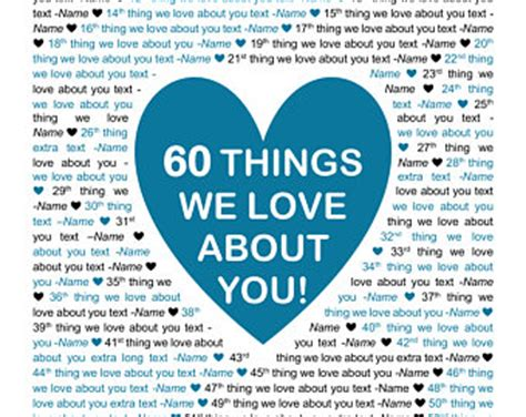 things that are 60 senior word art etsy