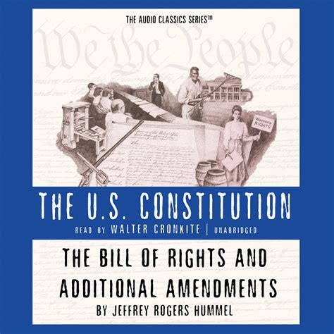 bill of rights picture book the bill of rights and additional amendments
