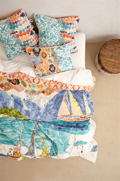 bedding anthropologie port of call bedding anthropologie eu in every dream home pint