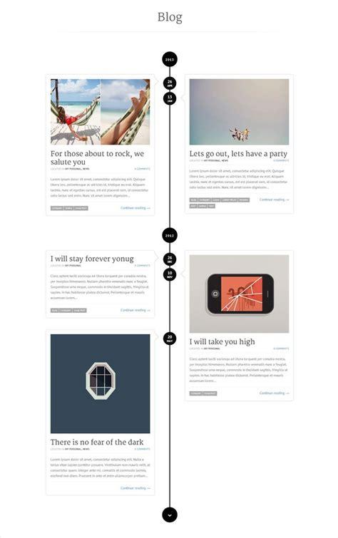 themeforest timeline 47 best ux timeline pattern images on pinterest app