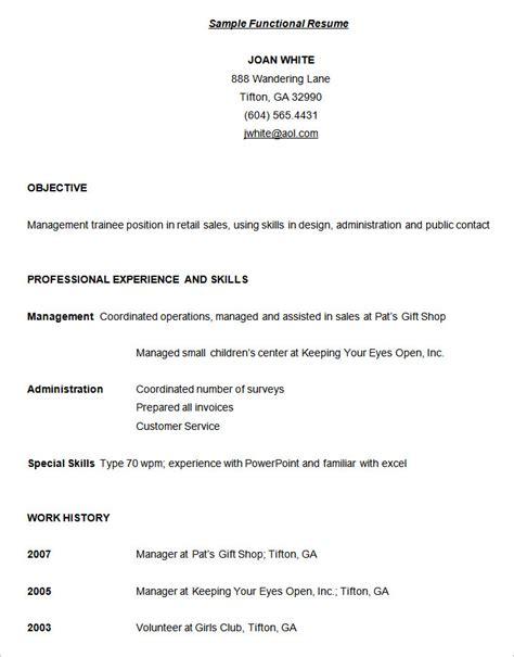 download functional resume samples diplomatic regatta