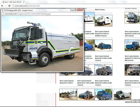 Property24 israeli firm supplies saps with cannons city press
