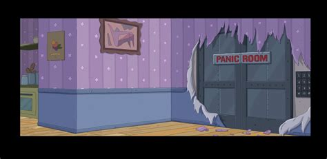 panic room in house image bg s6e25 panic room in bounce house princess s house png adventure time wiki