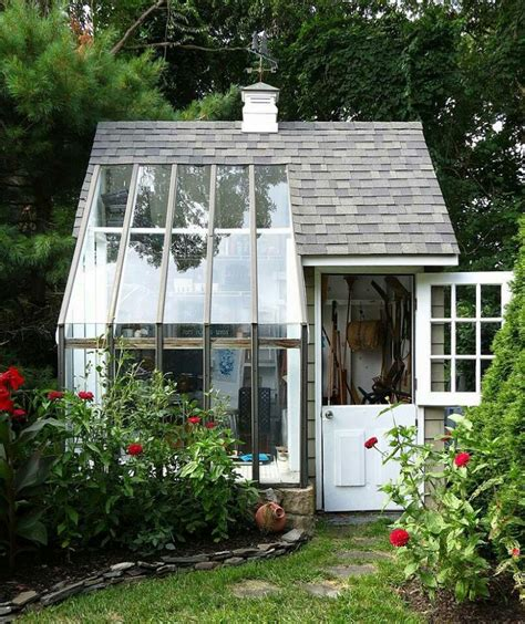 greenhouse shed designs greenhouse shed combo gardening pinterest
