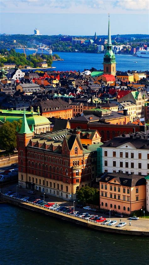 stockholm sweden iphone  wallpaper hd