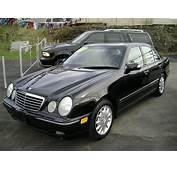 2000 Mercedes Benz E Class  Information And Photos