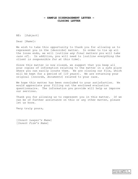 Closing A Letter In Formal Formal Closing Letter Format Of Informal Letter