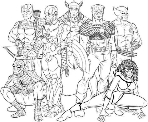 the avengers coloring pages pdf free printable coloring pages avengers printable