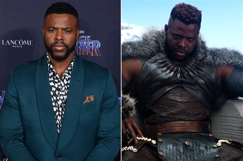 from yale to black panther winston duke on playing m baku