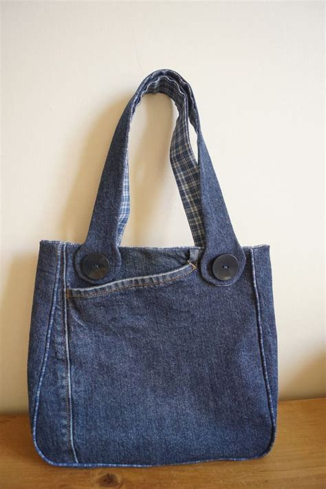 Baglis Delia Tote Bag Blue 853 best 2 denim recycled totes bags purses images