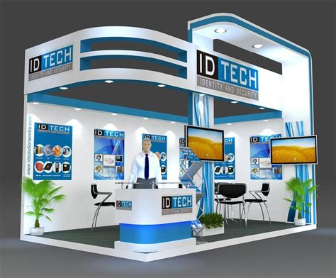 design stand booth ifsec india exhibition for the global security industry