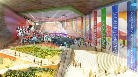 Convention Interior Design by Convention Center Trends For 2025 Populous