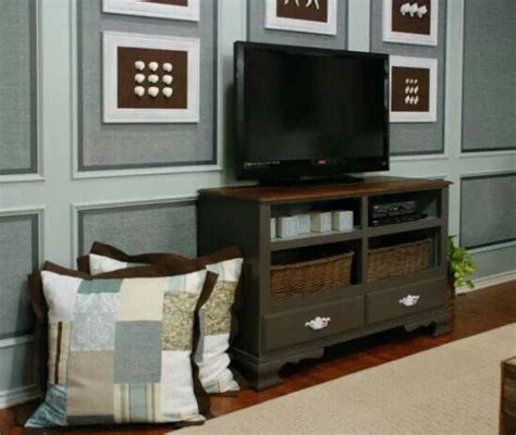 Turn Dresser Into Tv Stand by Dresser Turned Into Tv Stand Diy Projects