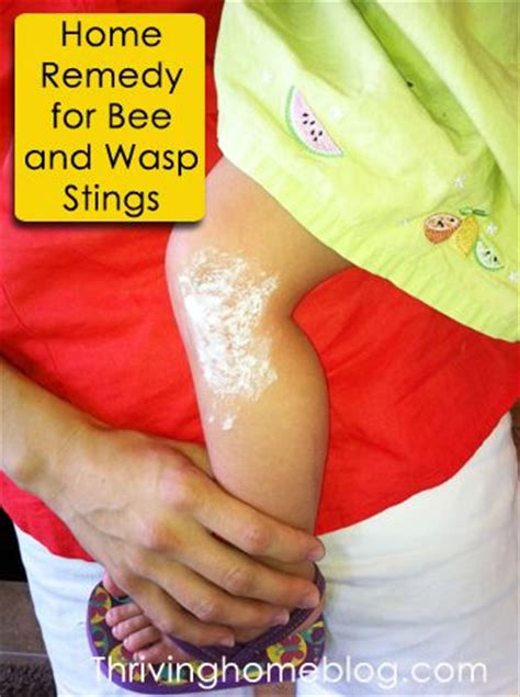 how to get fast relief from stings by using one simple
