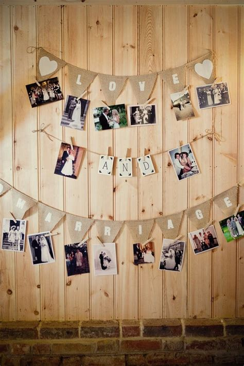 Couples Bedroom Ideas 30 wedding photo display ideas you ll want to try