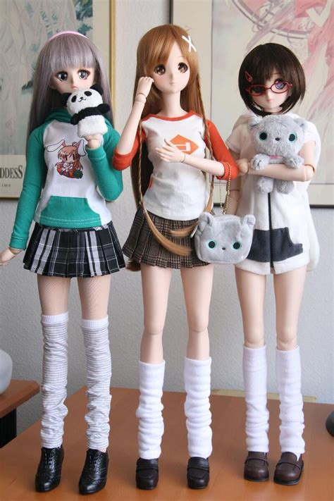 smart doll melody 18 best dollfie smart doll sized t shirts images on