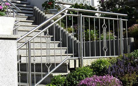 Treppe Edelstahlgeländer by Treppengel 228 Nder Eingangstreppe Innentreppe Altenglan