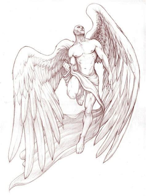 best angel tattoo designs best 25 guardian ideas on baby
