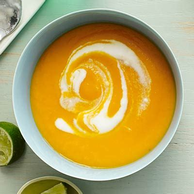 carrot and ginger soup ginger and carrot soup refreshing chilled soups for