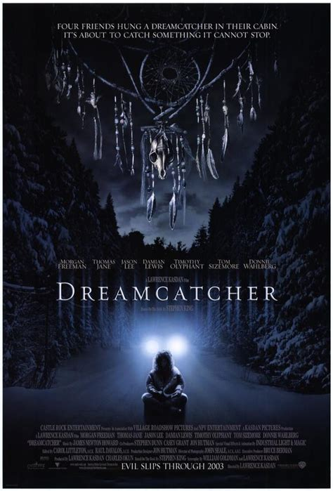 dreamcatcher a novel books review dreamcatcher king reads king