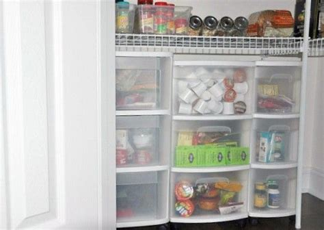 Pantry Floor Organizer 17 Best Images About Pantry Organization On