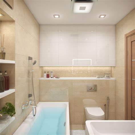 Simple Bathrooms | simple bathroom interior design ideas