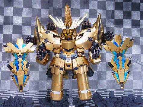 Sd Unicorn Phenex Bandai sd armor neo phenex amazing mixing build photoreview no 10 big size images gunjap