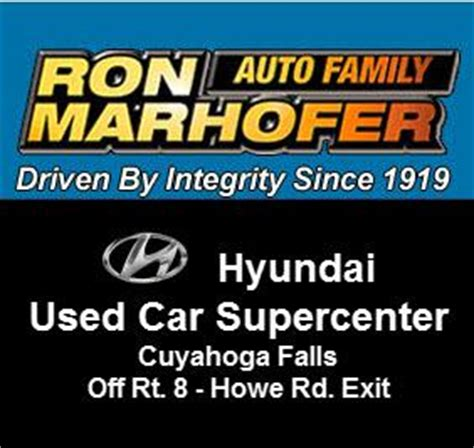 marhofer hyundai cuyahoga falls marhofer hyundai of cuyahoga falls car dealership in