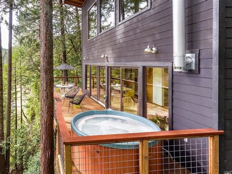 Guerneville Cabins by Russian River Cabin