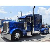 Bill Rethwischs 2016 Peterbilt 389 Takes Top Honors At