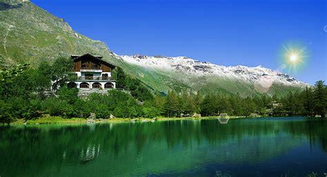 hotel lago offerta hotel albergo ristorante chalet sul lago bed
