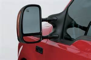 Ford Towing Mirrors Mirror Trailer Tow Telescoping Power Glass The
