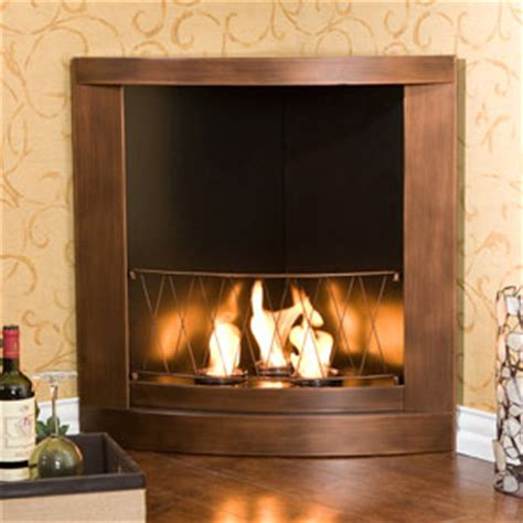 gel fuel corner fireplace gel fuel fireplaces copper corner gel fuel fireplace fa5835 seifs elitedecore