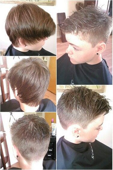 before and after fade haircuts on tops kid and guys on pinterest
