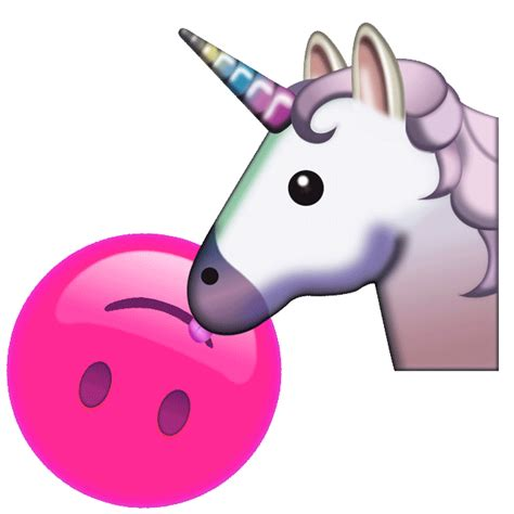 emoji unicorn image result for unicorn emoji gifs puppies pinterest