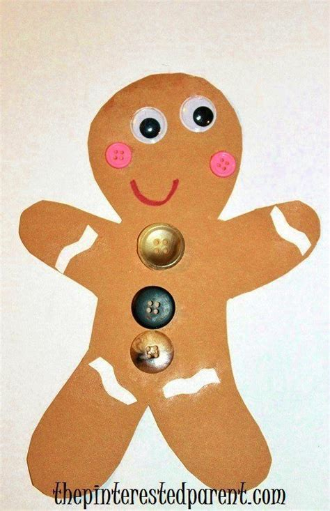 gingerbread crafts for 1000 ideas about gingerbread crafts on