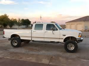 1997 Ford F350 Crew Cab Diesel For Sale 1997 Ford F350 4x4 Crew Cab For Sale 4x4 Cars
