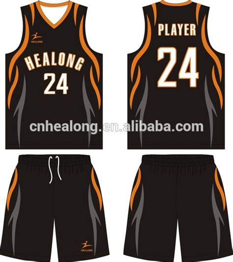 design jersey online basketball cheap custom basketball jerseys black color jersey shirts